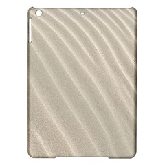 Sand Pattern Wave Texture Ipad Air Hardshell Cases by Simbadda