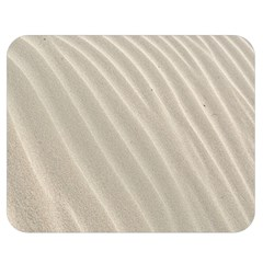 Sand Pattern Wave Texture Double Sided Flano Blanket (medium)  by Simbadda