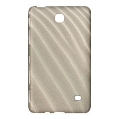 Sand Pattern Wave Texture Samsung Galaxy Tab 4 (8 ) Hardshell Case  by Simbadda
