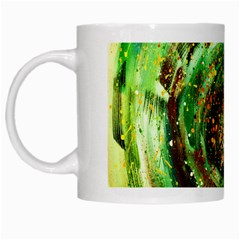 Canvas Acrylic Design Color White Mugs by Simbadda
