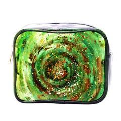Canvas Acrylic Design Color Mini Toiletries Bags by Simbadda