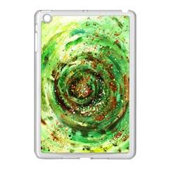 Canvas Acrylic Design Color Apple Ipad Mini Case (white) by Simbadda