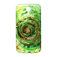 Canvas Acrylic Design Color Samsung Galaxy S4 I9500/i9505  Hardshell Back Case by Simbadda