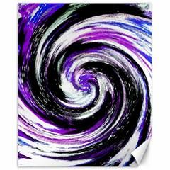 Canvas Acrylic Digital Design Canvas 16  X 20   by Simbadda