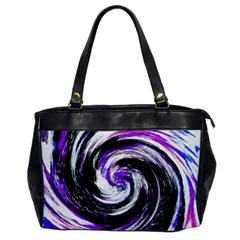 Canvas Acrylic Digital Design Office Handbags by Simbadda