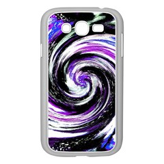 Canvas Acrylic Digital Design Samsung Galaxy Grand Duos I9082 Case (white) by Simbadda