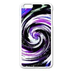 Canvas Acrylic Digital Design Apple Iphone 6 Plus/6s Plus Enamel White Case by Simbadda