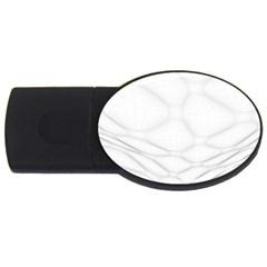 Line Stone Grey Circle Usb Flash Drive Oval (2 Gb) by Alisyart