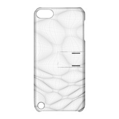 Line Stone Grey Circle Apple Ipod Touch 5 Hardshell Case With Stand by Alisyart