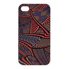 Random Inspiration Apple Iphone 4/4s Premium Hardshell Case by Alisyart
