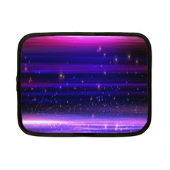 Space Planet Pink Blue Purple Netbook Case (small)  by Alisyart