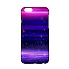 Space Planet Pink Blue Purple Apple Iphone 6/6s Hardshell Case by Alisyart