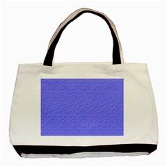 Ripples Blue Space Basic Tote Bag by Alisyart