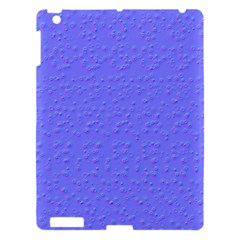 Ripples Blue Space Apple Ipad 3/4 Hardshell Case by Alisyart