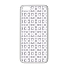 Violence Head On King Purple White Flower Apple Iphone 5c Seamless Case (white) by Alisyart