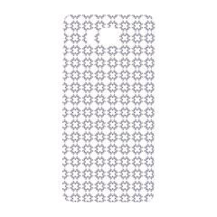Violence Head On King Purple White Flower Samsung Galaxy Alpha Hardshell Back Case by Alisyart