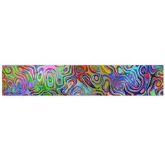 Glass Rainbow Color Flano Scarf (large) by Alisyart