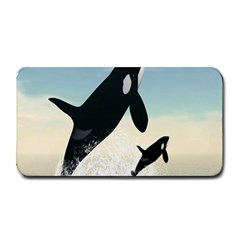 Whale Mum Baby Jump Medium Bar Mats by Alisyart