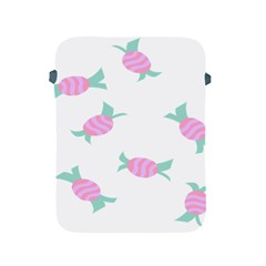 Candy Pink Blue Sweet Apple Ipad 2/3/4 Protective Soft Cases by Alisyart