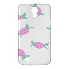 Candy Pink Blue Sweet Samsung Galaxy Mega 6 3  I9200 Hardshell Case by Alisyart