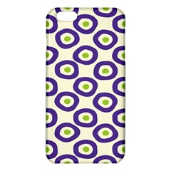 Circle Purple Green White Iphone 6 Plus/6s Plus Tpu Case by Alisyart