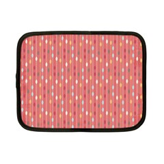 Circle Red Freepapers Paper Netbook Case (small)  by Alisyart