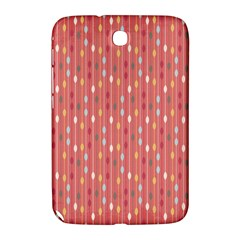 Circle Red Freepapers Paper Samsung Galaxy Note 8 0 N5100 Hardshell Case  by Alisyart