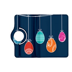 Easter Egg Balloon Pink Blue Red Orange Kindle Fire Hd (2013) Flip 360 Case by Alisyart