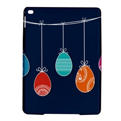 Easter Egg Balloon Pink Blue Red Orange Ipad Air 2 Hardshell Cases by Alisyart