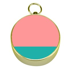 Flag Color Pink Blue Line Gold Compasses by Alisyart