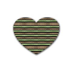 7200x7200 Heart Coaster (4 Pack)  by dflcprints