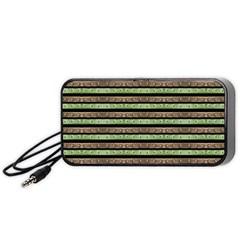 7200x7200 Portable Speaker (black) by dflcprints