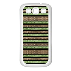 7200x7200 Samsung Galaxy S3 Back Case (white) by dflcprints