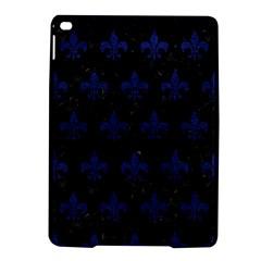RYL1 BK-MRBL BL-LTHR (R) iPad Air 2 Hardshell Cases by trendistuff