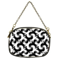 Birds Flock Together Chain Purses (two Sides)  by Simbadda