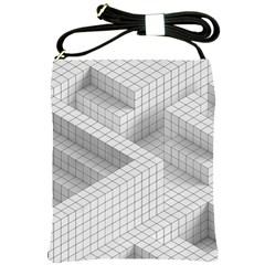 Design Grafis Pattern Shoulder Sling Bags by Simbadda