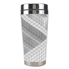 Design Grafis Pattern Stainless Steel Travel Tumblers by Simbadda