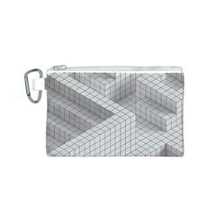 Design Grafis Pattern Canvas Cosmetic Bag (s) by Simbadda