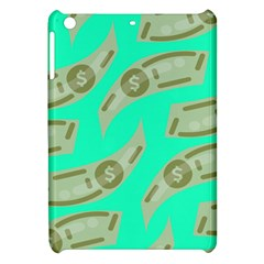 Money Dollar $ Sign Green Apple Ipad Mini Hardshell Case by Alisyart