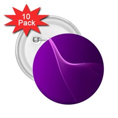 Purple Line 2 25  Buttons (10 Pack)  by Alisyart