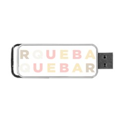 Alphabeth Rainbow Color Portable Usb Flash (two Sides) by Alisyart