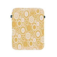 Wheels Star Gold Circle Yellow Apple Ipad 2/3/4 Protective Soft Cases by Alisyart