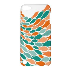 Fish Color Rainbow Orange Blue Animals Sea Beach Apple Ipod Touch 5 Hardshell Case by Alisyart
