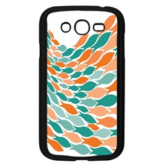 Fish Color Rainbow Orange Blue Animals Sea Beach Samsung Galaxy Grand Duos I9082 Case (black) by Alisyart