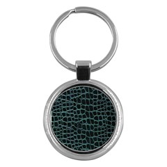 Fabric Fake Fashion Flexibility Grained Layer Leather Luxury Macro Material Natural Nature Quality R Key Chains (round)  by Alisyart