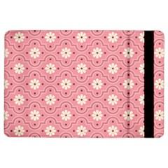 Pink Flower Floral Ipad Air 2 Flip by Alisyart