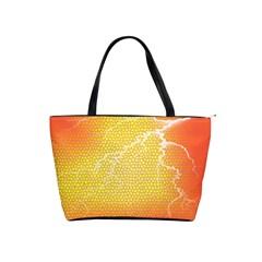 Exotic Backgrounds Shoulder Handbags by Simbadda
