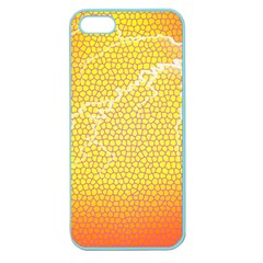 Exotic Backgrounds Apple Seamless Iphone 5 Case (color) by Simbadda