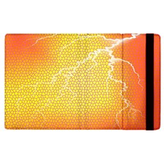 Exotic Backgrounds Apple Ipad 3/4 Flip Case by Simbadda