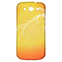 Exotic Backgrounds Samsung Galaxy S3 S Iii Classic Hardshell Back Case by Simbadda
